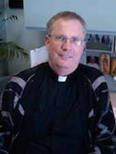 Father Jay Peterson
