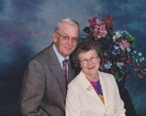 Pauline and Alfred White